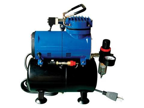 Paasche H SET Airbrush Kit W ABD TC 20T Tank Compressor