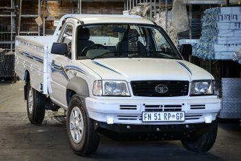 Tata 207 Di Ex2 Turbo Worker Single Cab 2008 Pr Tata Tata