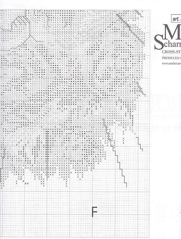 tengo muchos patrones de punto de cruz. (pág. 38) | Aprender manualidades es facilisimo.com