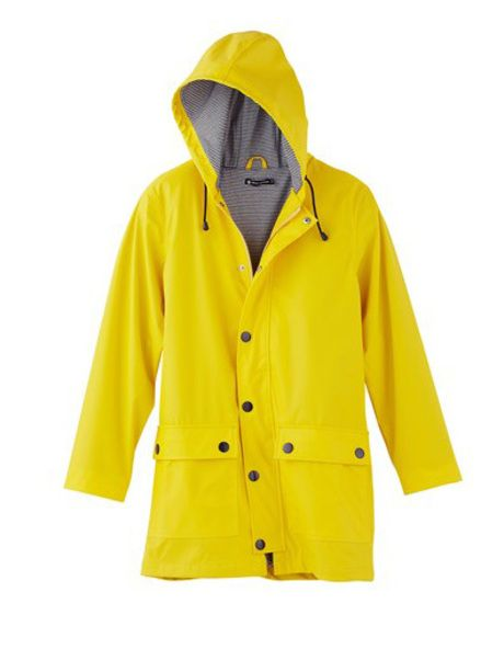 Petite veste femme jaune