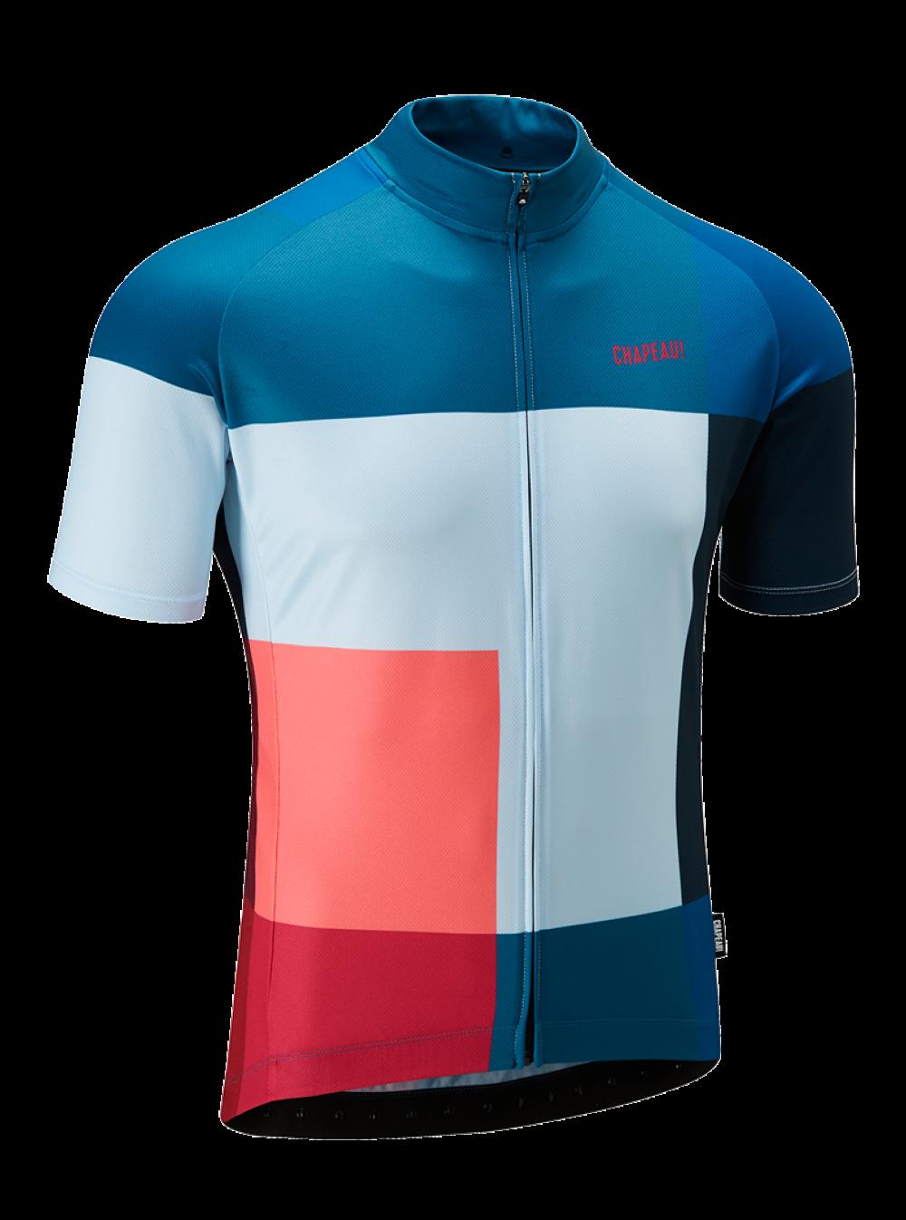 Tempo Pattern - Short Sleeve Jerseys - Men  467f772c7