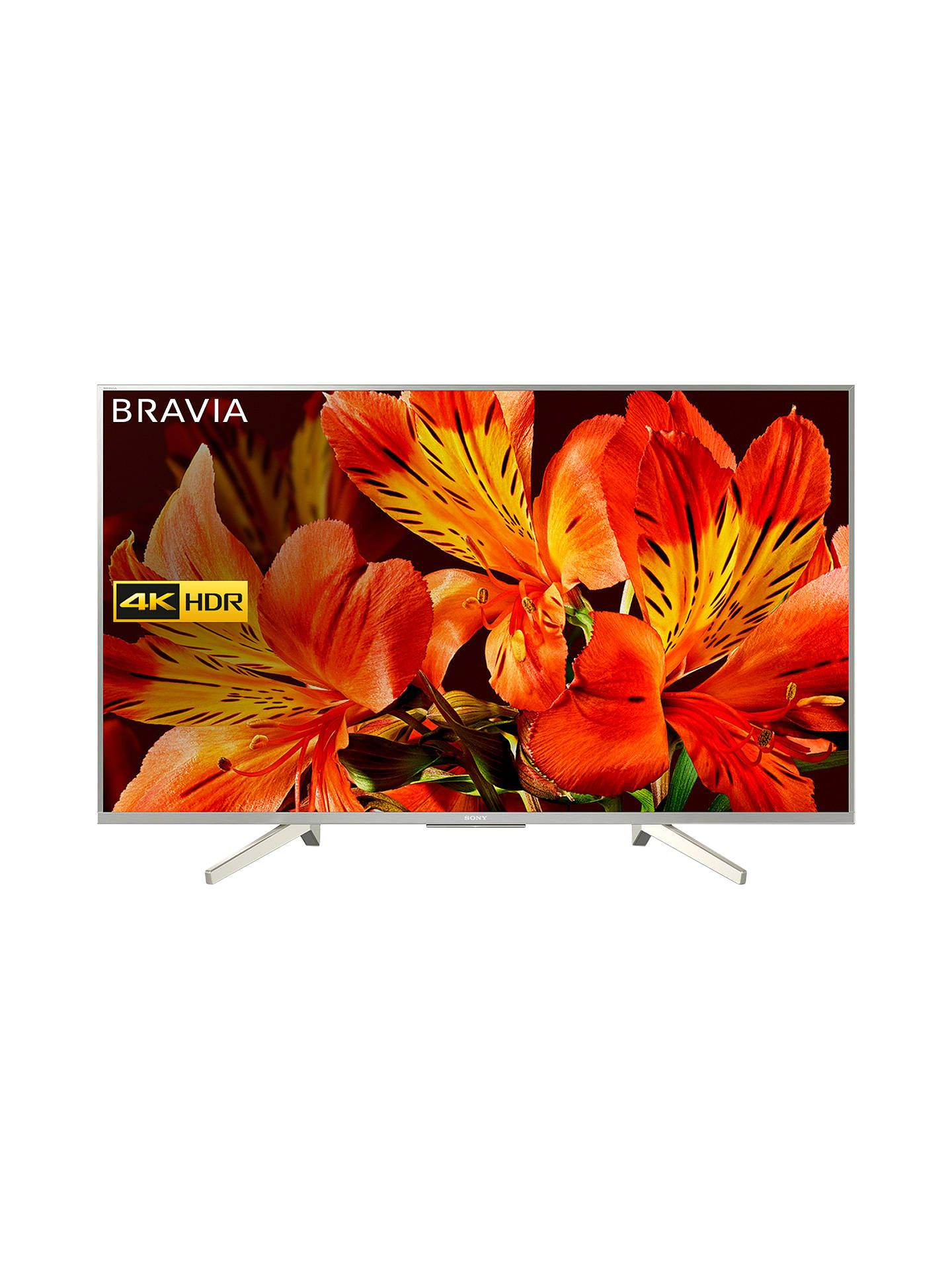 3bf05fd3bc95 BuySony Bravia KD55XF8577 LED HDR 4K Ultra HD Smart Android TV, 55