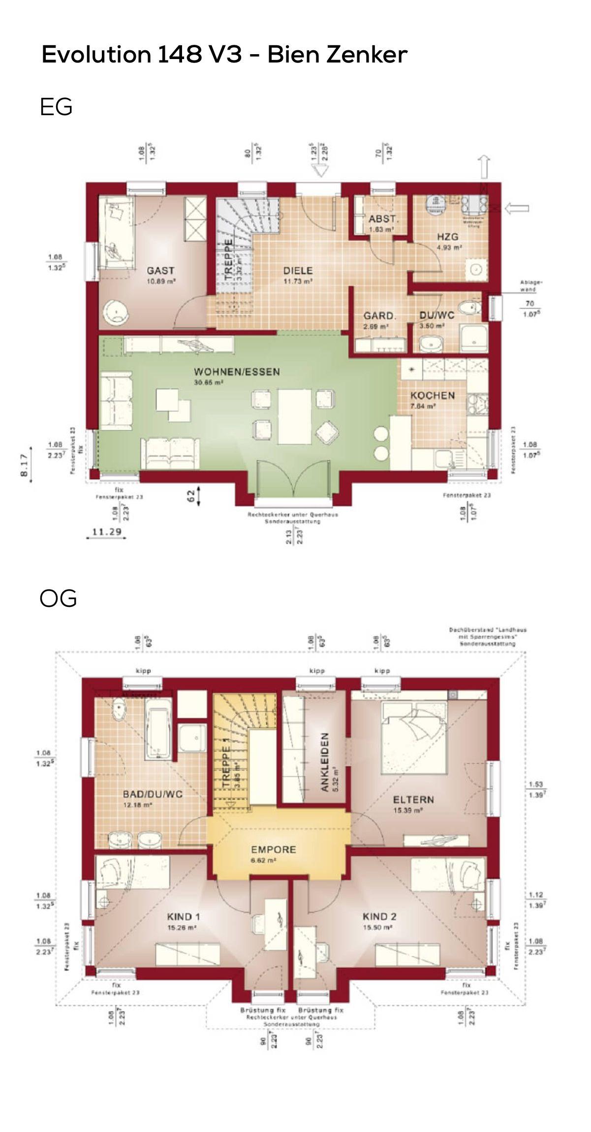 stadtvilla grundriss modern mit walmdach architektur 5 zimmer 150 qm wohnfl che erdgeschoss. Black Bedroom Furniture Sets. Home Design Ideas