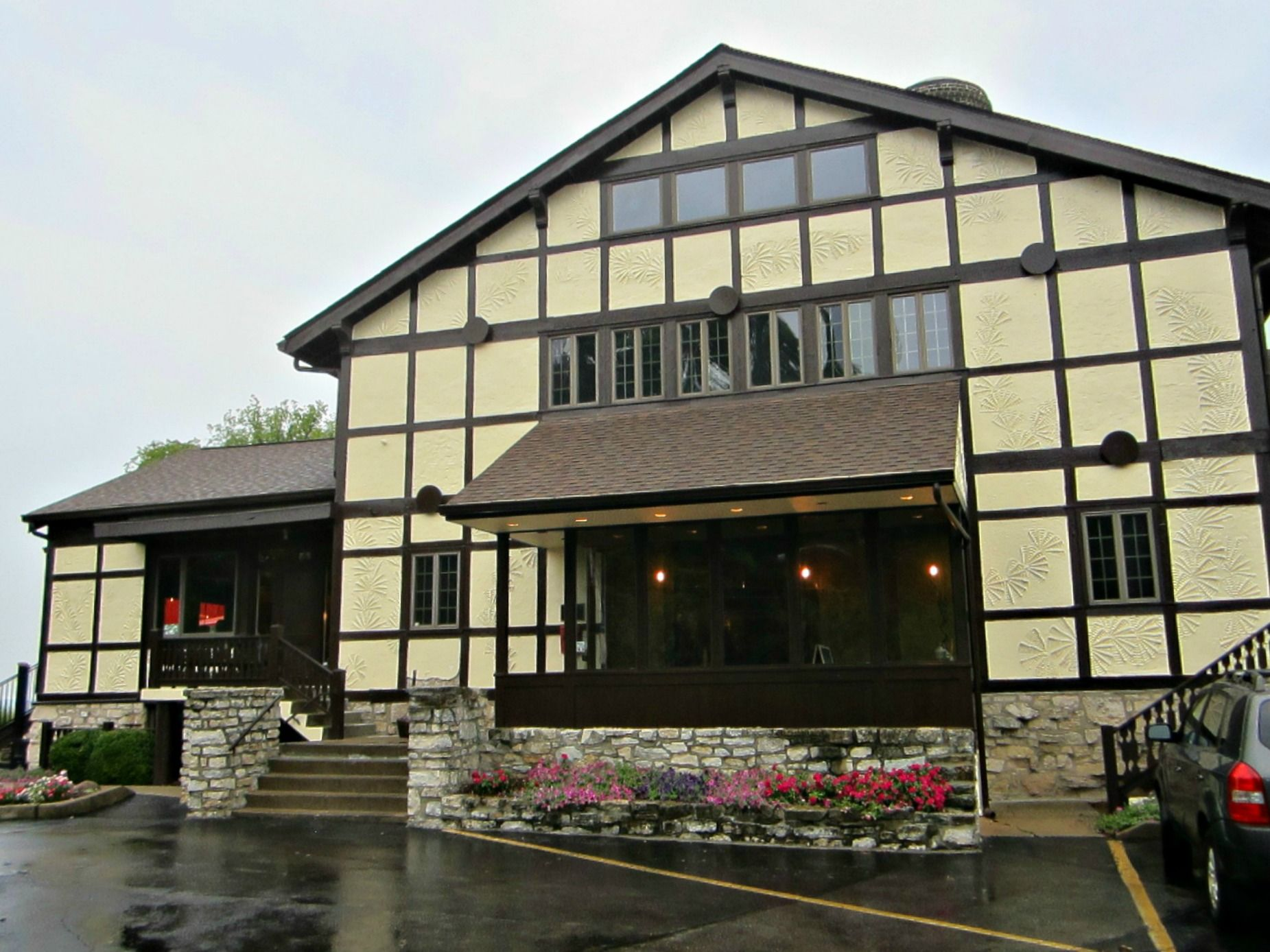 The Rookwood Bar Restaurant Is Located Inside Former Pottery Studio In Mt Adams Neighborhood Of Cincinnati