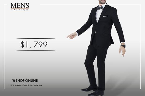 Para darle un look vanguardista a un traje #SlimFit, elige corbatas o moños de diferentes estilos. ¡Sé #fashion!   Compra aquí: www.mensfashion.com.mx