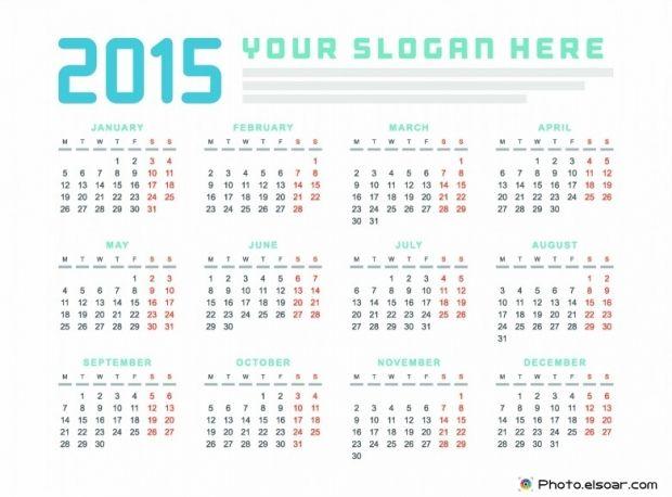 julian day calendar 2015