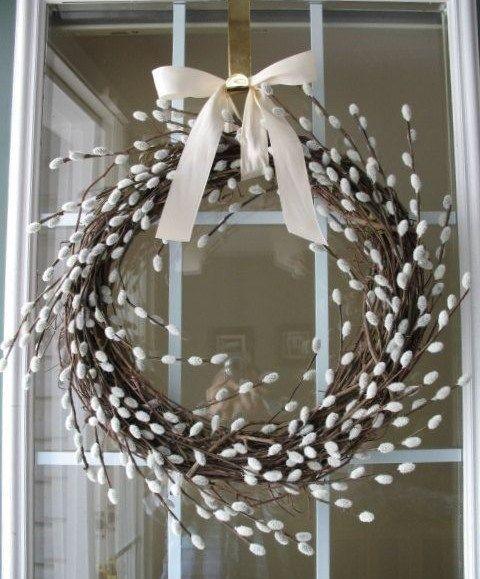Photo of 37 Fresh Spring Wedding Wreaths