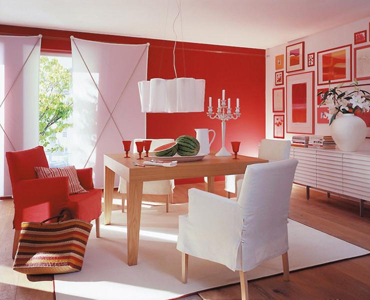 Esszimmer gestalten wände  Pin von Alla * auf Modern / Contemporary style | Pinterest ...
