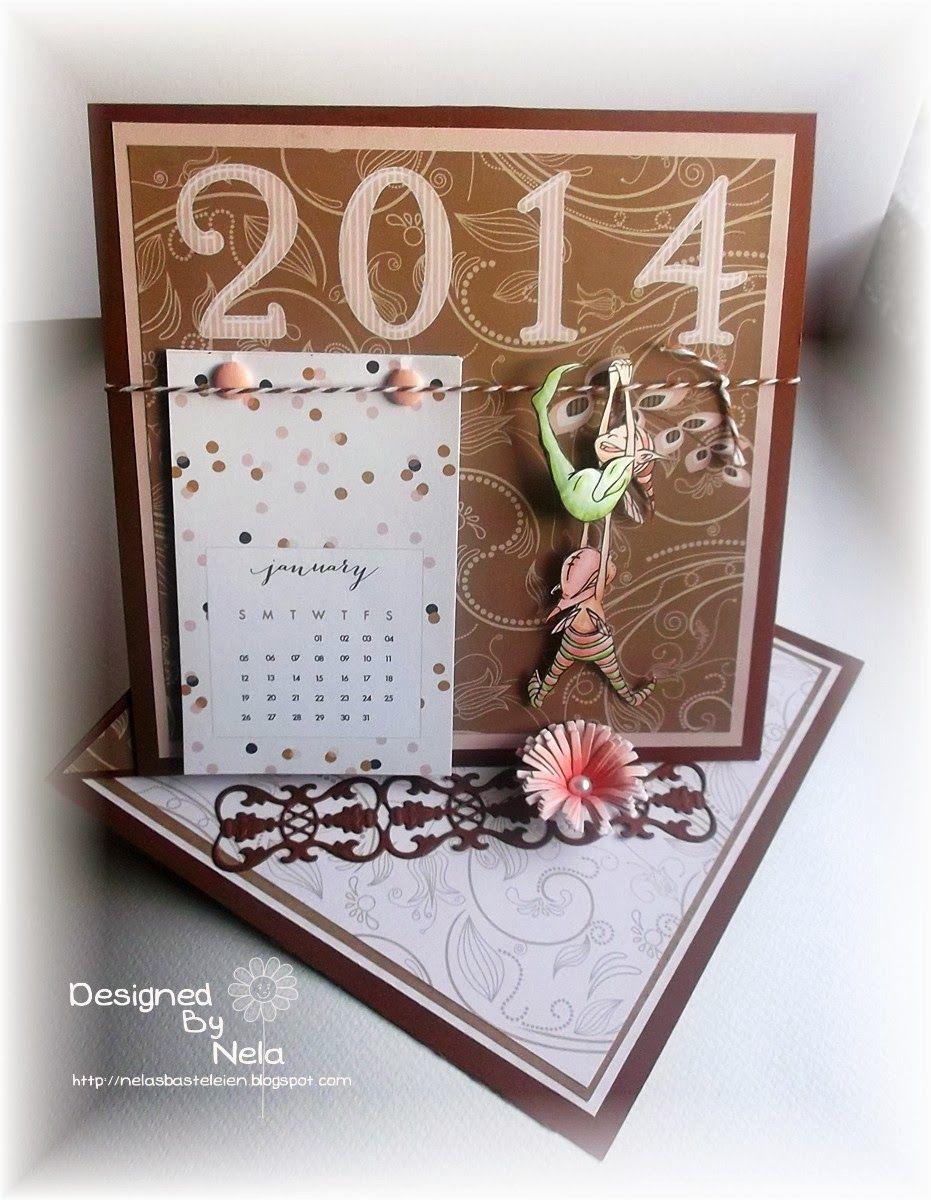 SEME Mini Tischkalender | Tischkalender, Weihnachtskarten ...