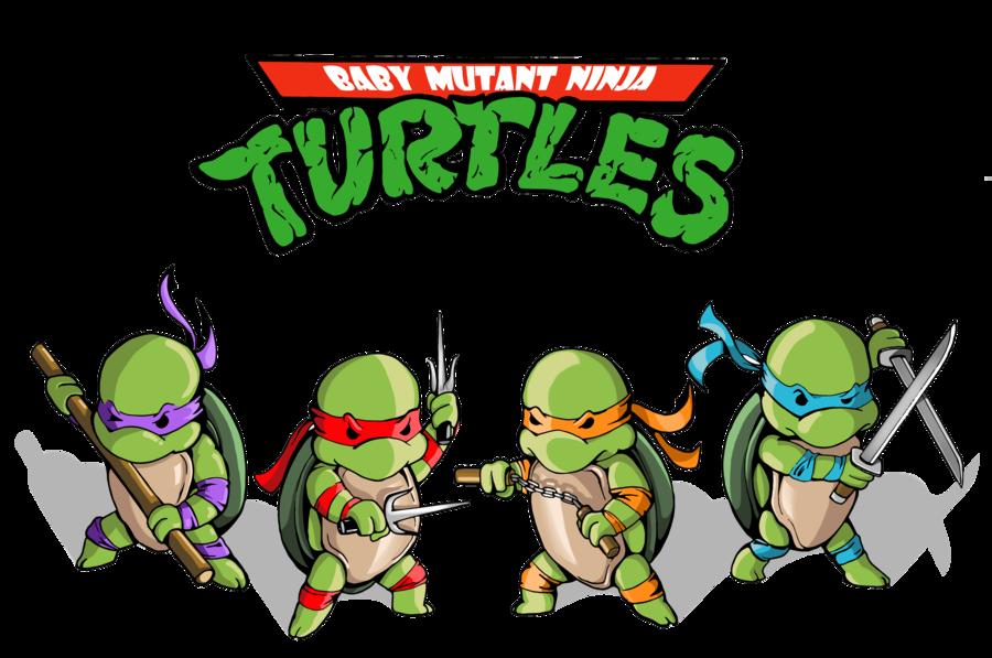 16 Awesome How To Draw A Baby Ninja Turtle Images Ninja Turtles Mutant Ninja Turtles Teenage Mutant Ninja Turtles
