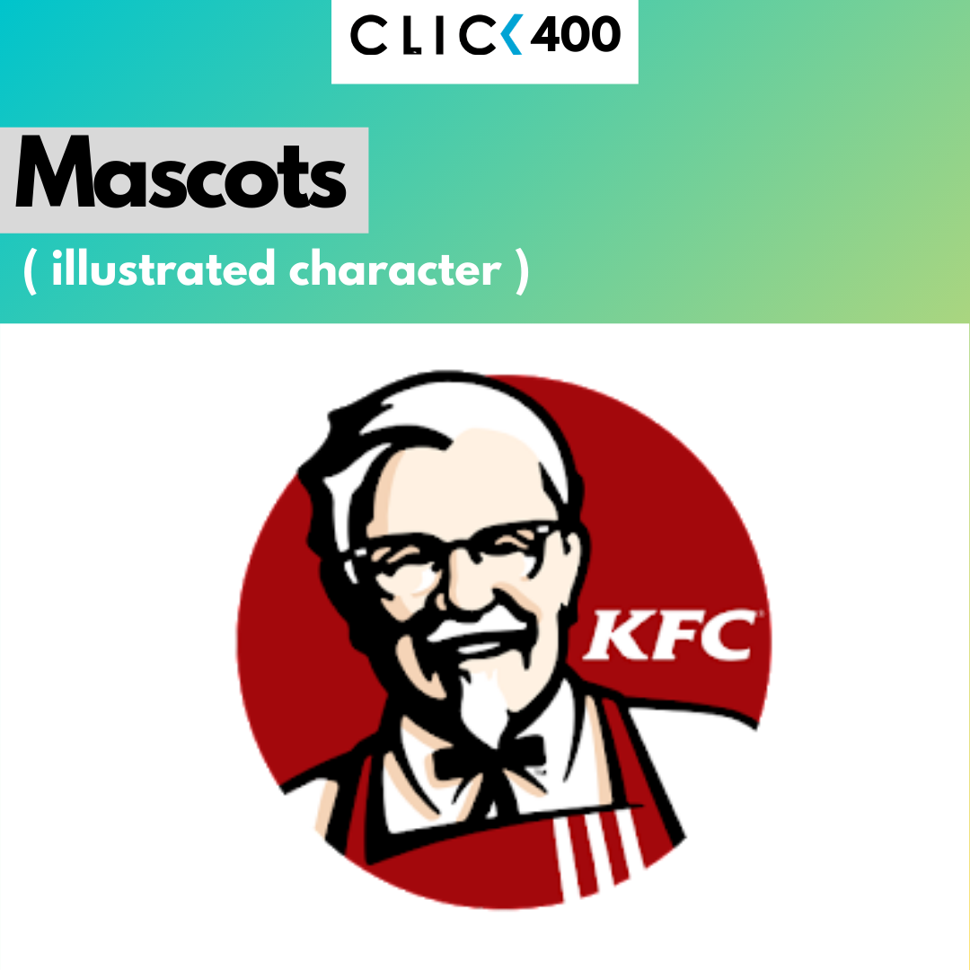 Mascots Logo KFC in 2020 Website development company