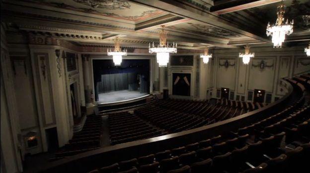 Hibbing High School Auditorium This Image Doesn T Do It Justice High School Auditorium School