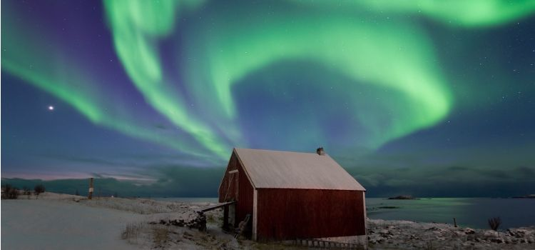 Aurora Boreales en viaje a Noruega Laponia