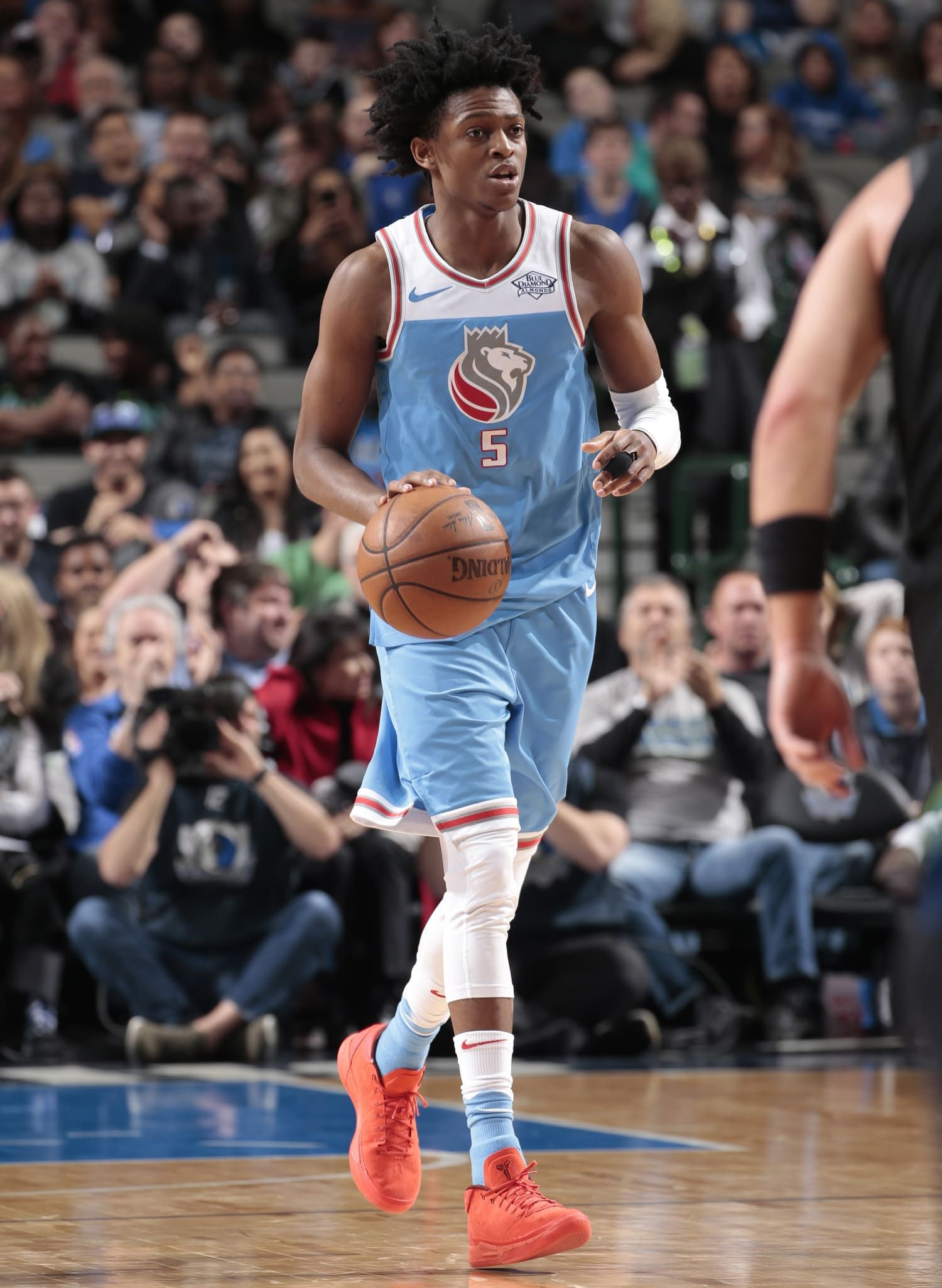 Nba Kicks Of The Night Slamonline Sports Jersey Design Basketball Compression Pants Nba