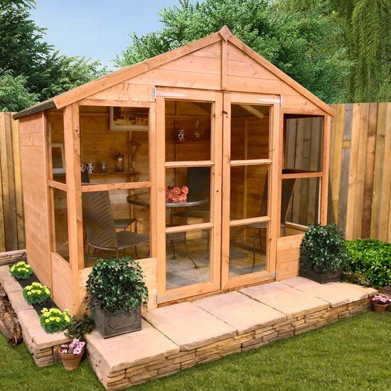she sheds Shed Design Tips For Your Potting Shed SheShed - Potting Shed Designs