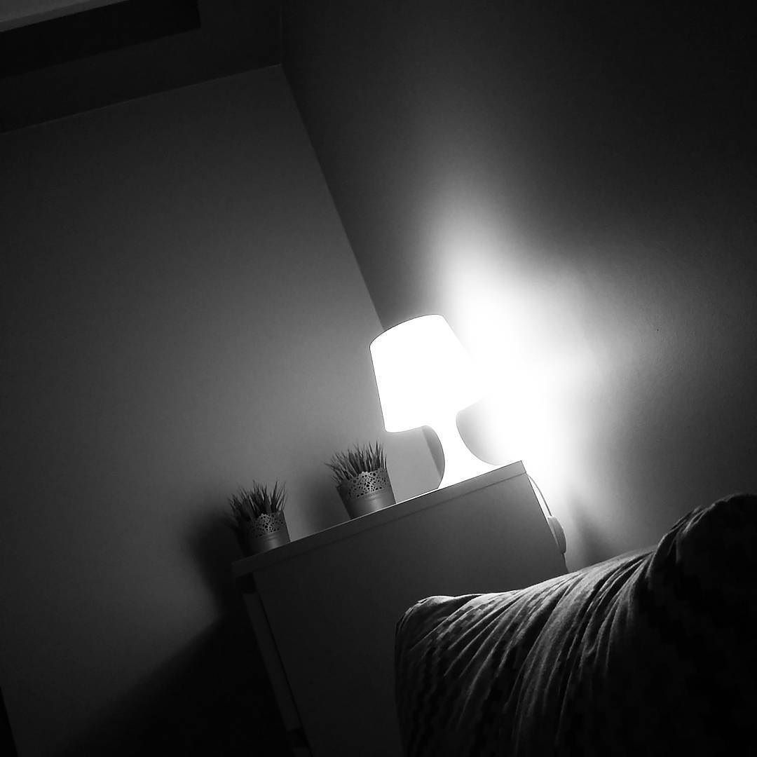#my#new#room#bedroomlight#grey#black#white#blackandwhite#photooftheday#polandhome#instahome#Poland  #goodnight  by xkarollx