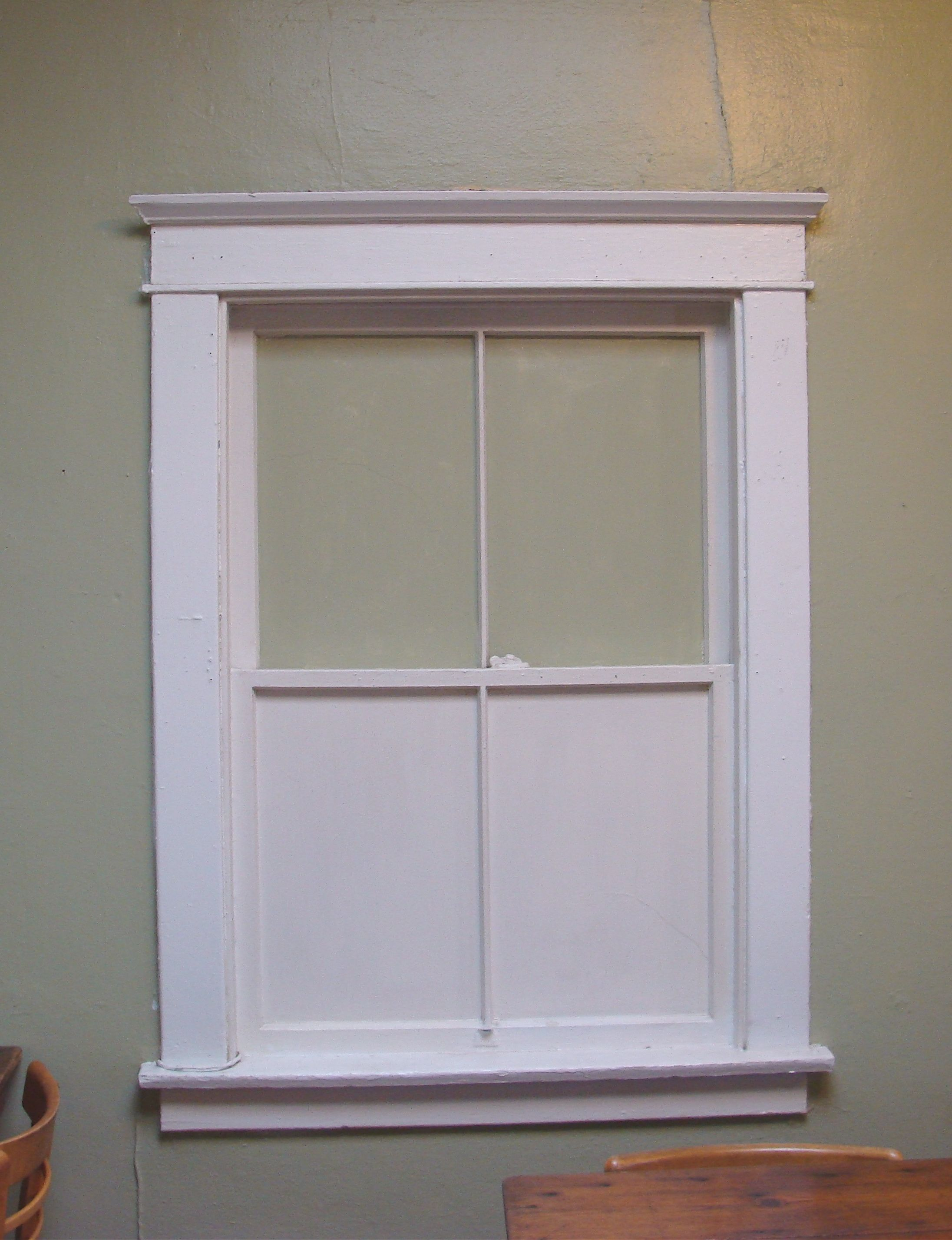 Craftsman Window Google Search Exterior Window Molding