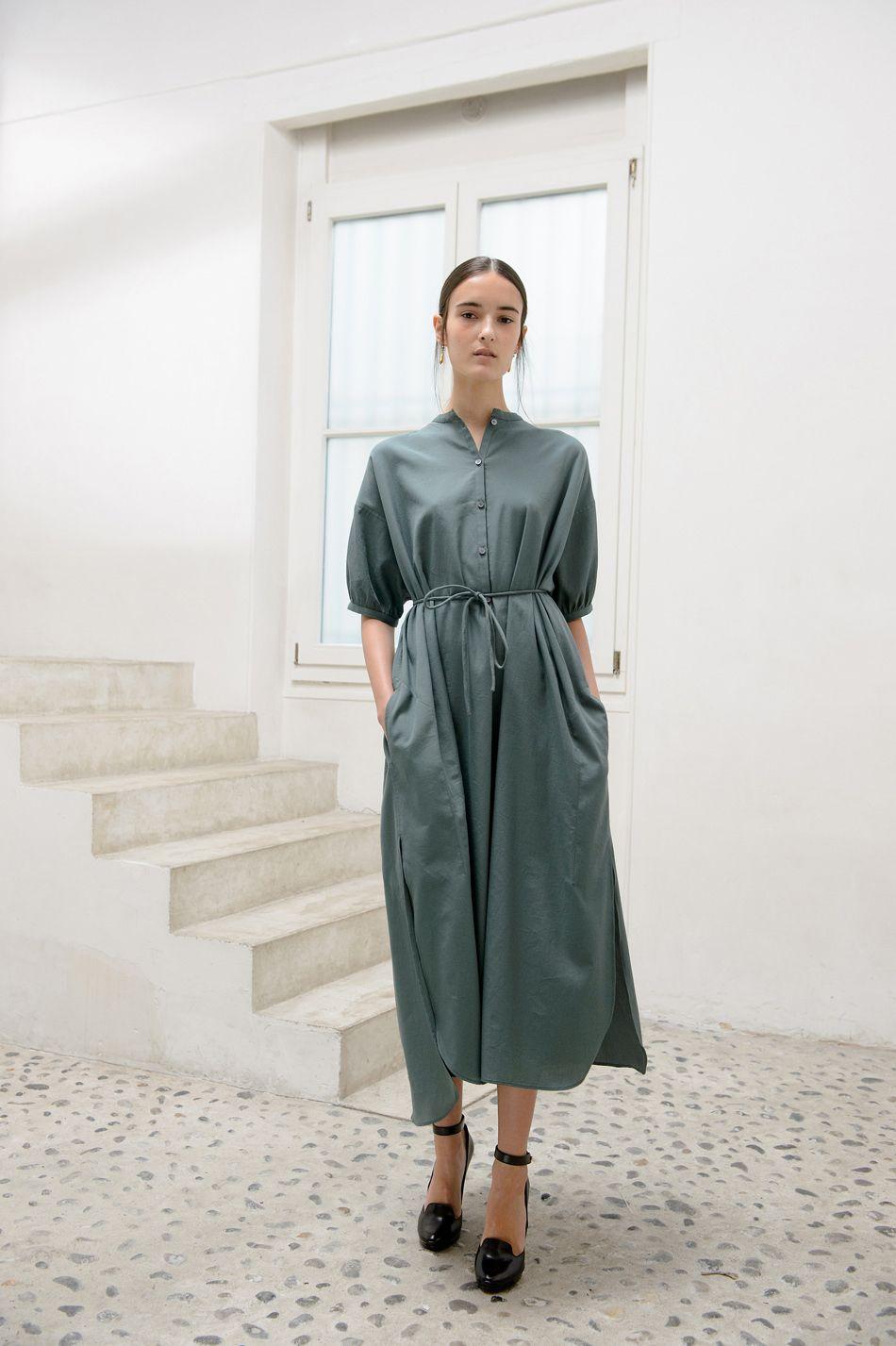 DRESSES - Long dresses Christophe Lemaire LcsWFTonN