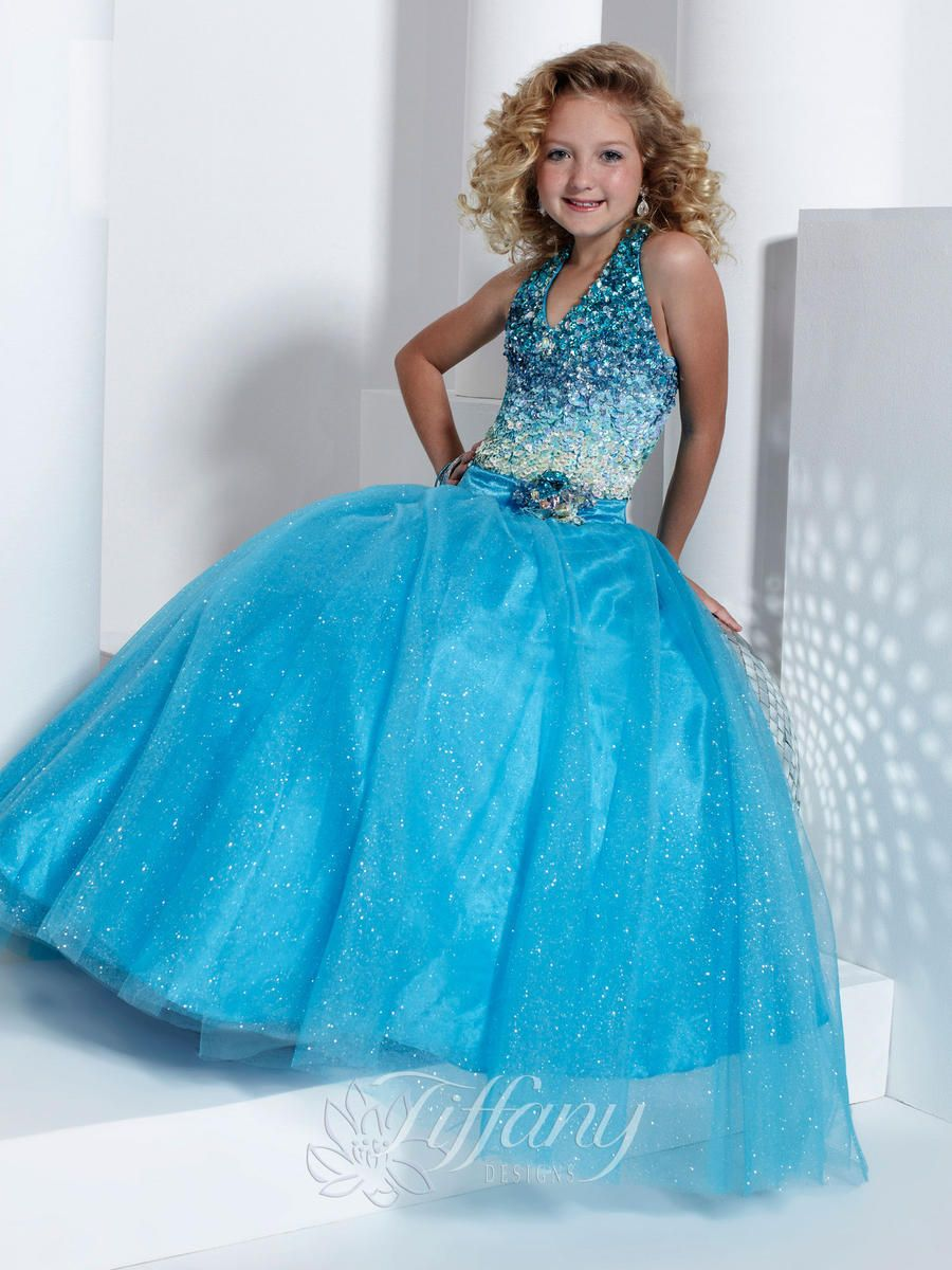 Little girls ball gown. pageant dress for little girls father ...