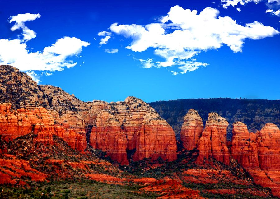 Sedona Pictures Red Rocks  Sedona Brochure And Reservation Form