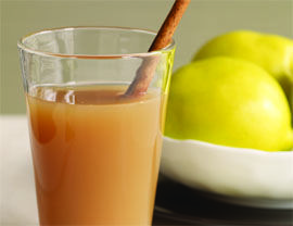 Quince-Spiked Apple Cider #spikedapplecider Quince-Spiked Apple Cider | Vegetarian Times #spikedapplecider