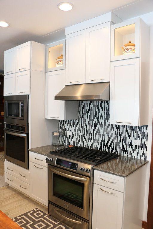 Hickory Cabinets Kitchen Rustic Alder Kraftmaid Lyndale Door Style | Shapeyourminds.com