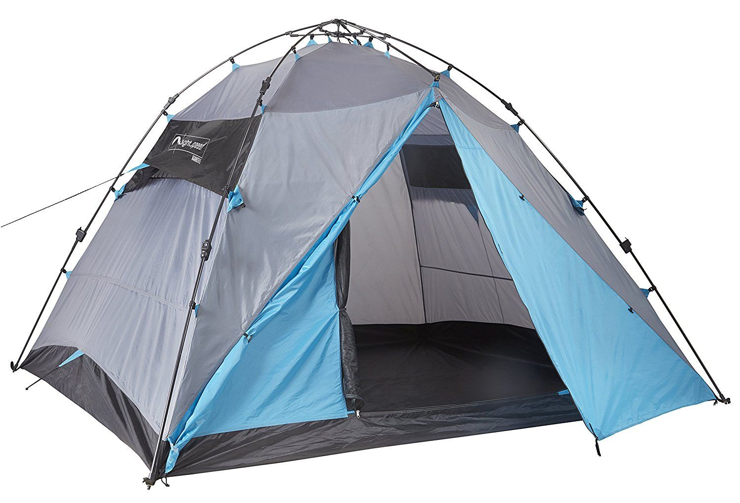 Lightspeed Outdoors Mammoth 6 Person Instant Set Up Tent Blue You Can Find Out More Details At The Link O Family Tent Camping Backpacking Tent Instant Tent