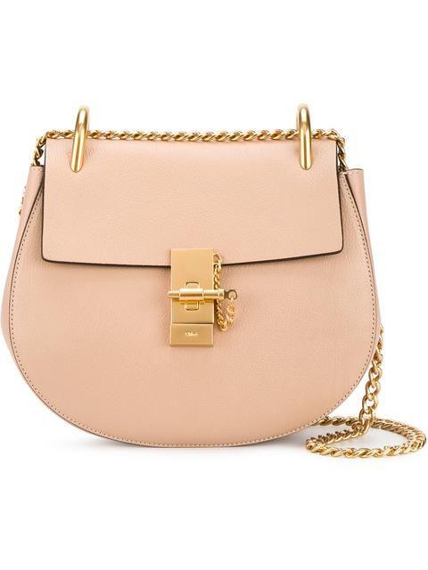 CHLOÉ Drew Shoulder Bag.  chloé  bags  shoulder bags  lining  velvet ... 964cfaba57914