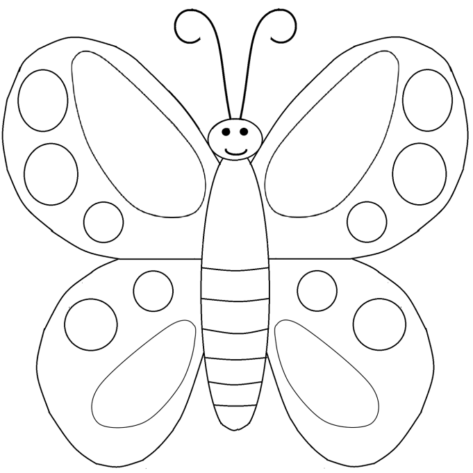 Colouring Place Butterfly Colouring Page Butterfly Coloring Page Coloring Pages Colorful Butterflies