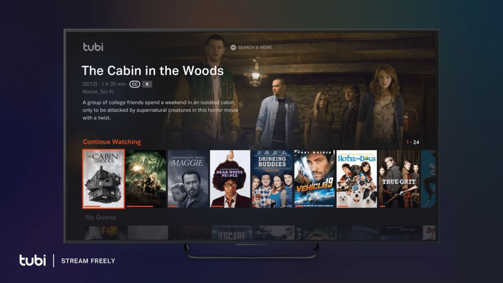In First International Expansion Tubi Is Bringing Their Free Tv