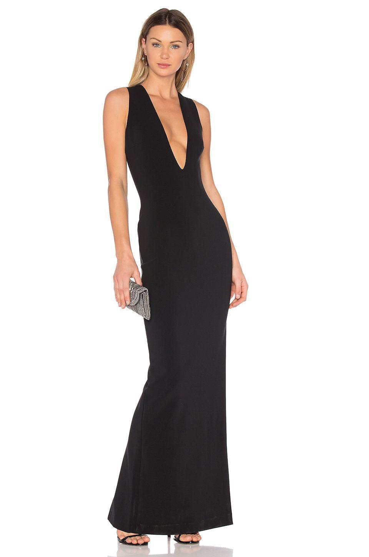 SOLACE London - Grace Maxi Dress