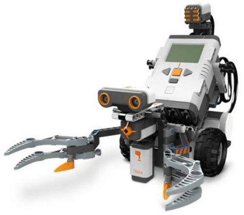 LEGO Mindstorms NXT | GEEK TECH & GADGETS | Lego robot, Lego