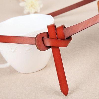 Women belts cow genuine leather strap nice adjustable belt ceinture femme