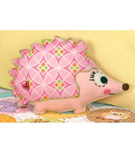 Dimensions Baby Hugs Happi Hedgehog Stuffable Felt Applique Kit: felt applique: cross stitch: needle arts: Shop | Joann.com