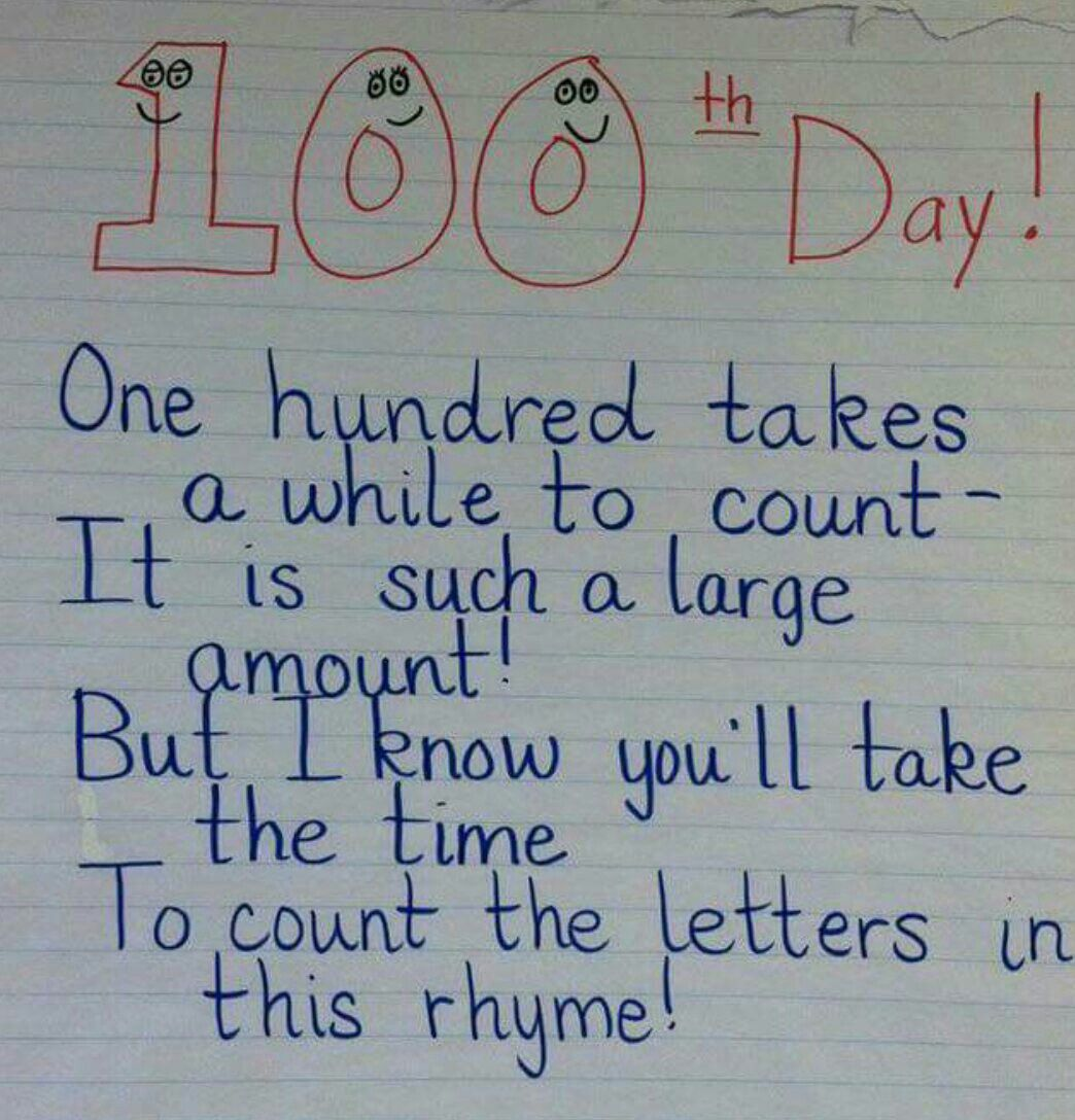 Pin By Mollie Griffith Malone On 100th Day With Images