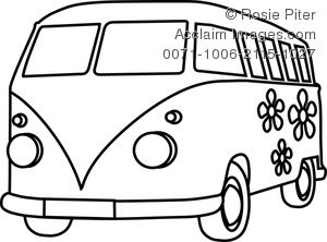 Hippie Clipart Google Search With Images Coloring Pages