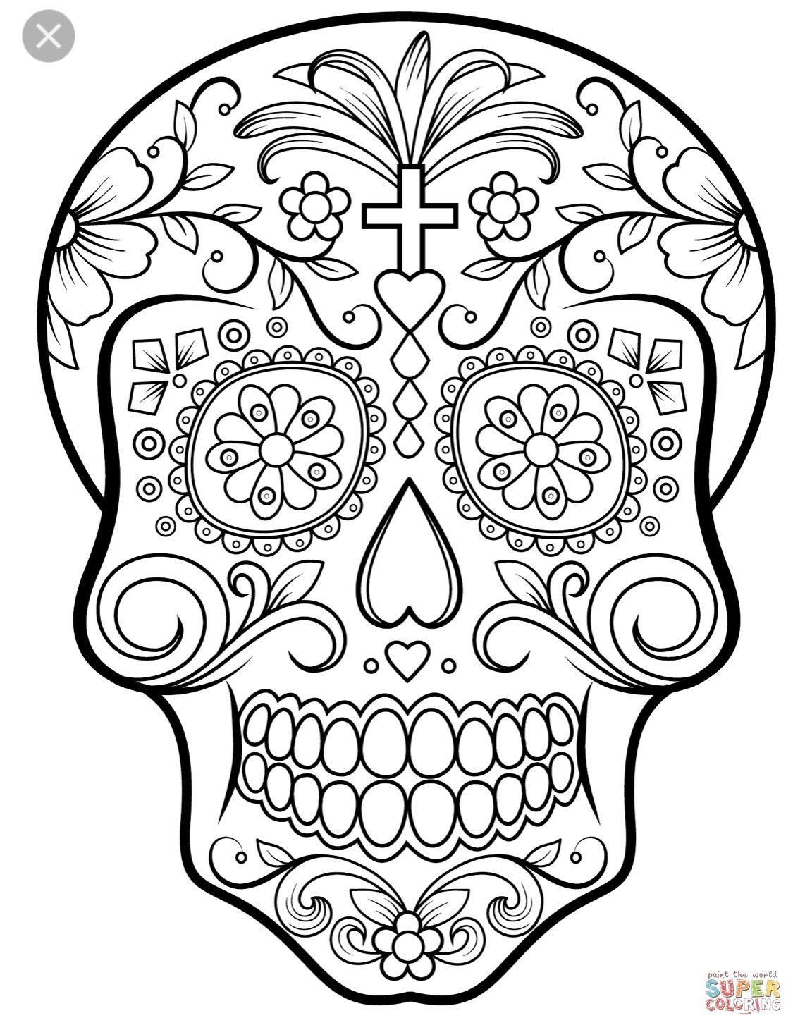 Pin By Peraltatita On Sugar Skulls