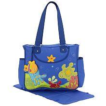 Fisher Price Ocean Wonders Diaper Bag Cool Baby Stuff
