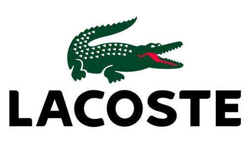 Lacoste Logo Logo Marque Vetement Lacoste Logo Mode