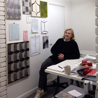 Marion Piper - Studio Wall
