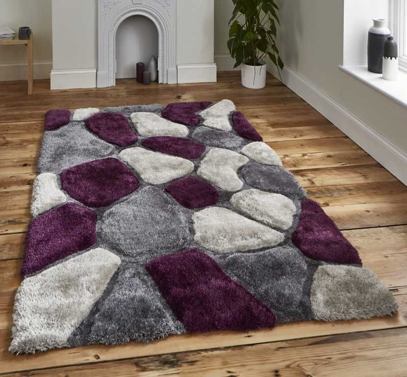 noble house nh5858 grey purple rugs modern rugs