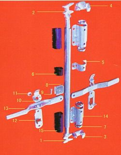 Shipping Container Door Locking Rod Removal Google Search Shipping Container Container Rod