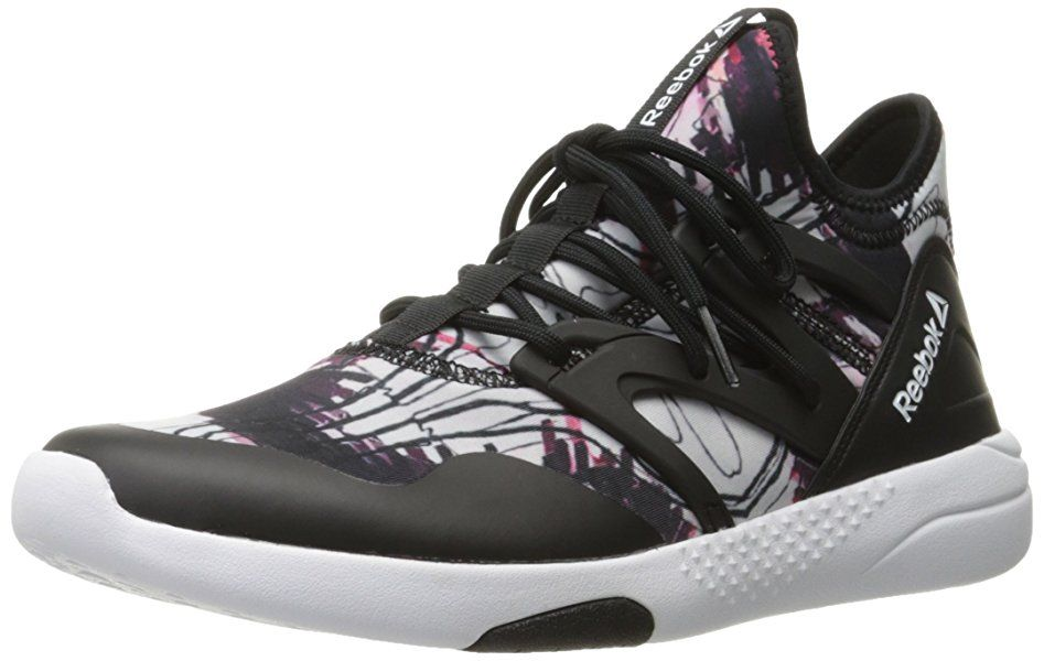 04b9d158bd43c Amazon.com | Reebok Women's Hayasu Cross-Trainer Shoe, Graphic Black ...
