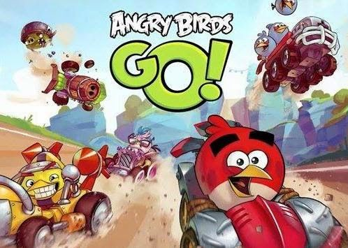 Download Angry Birds Go V1 6 2 Mod Apk Unlimited Coin Angry