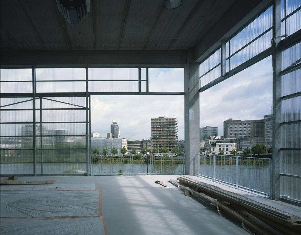 Lecture anne lacaton at umea arq ibk3 pinterest for Architecture nantes