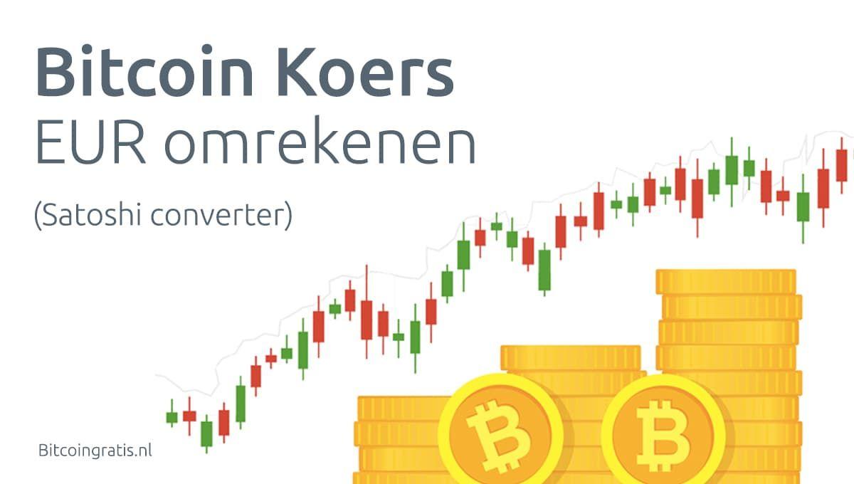 bitcoins wisselkoers euro)