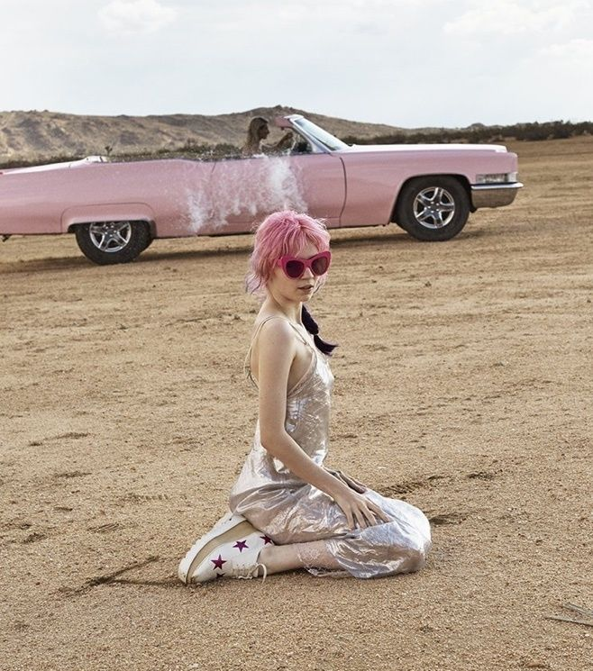 Grimes -  Stella McCartney