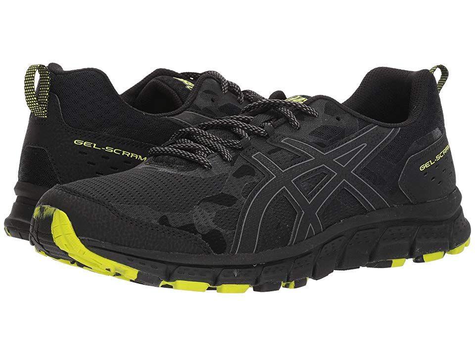 ASICS GEL Scram 4 Men's Running Shoes BlackBlack   Running