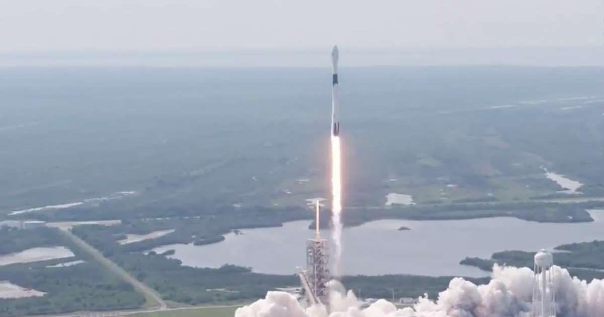 De Amerikaanse NASA gaat in