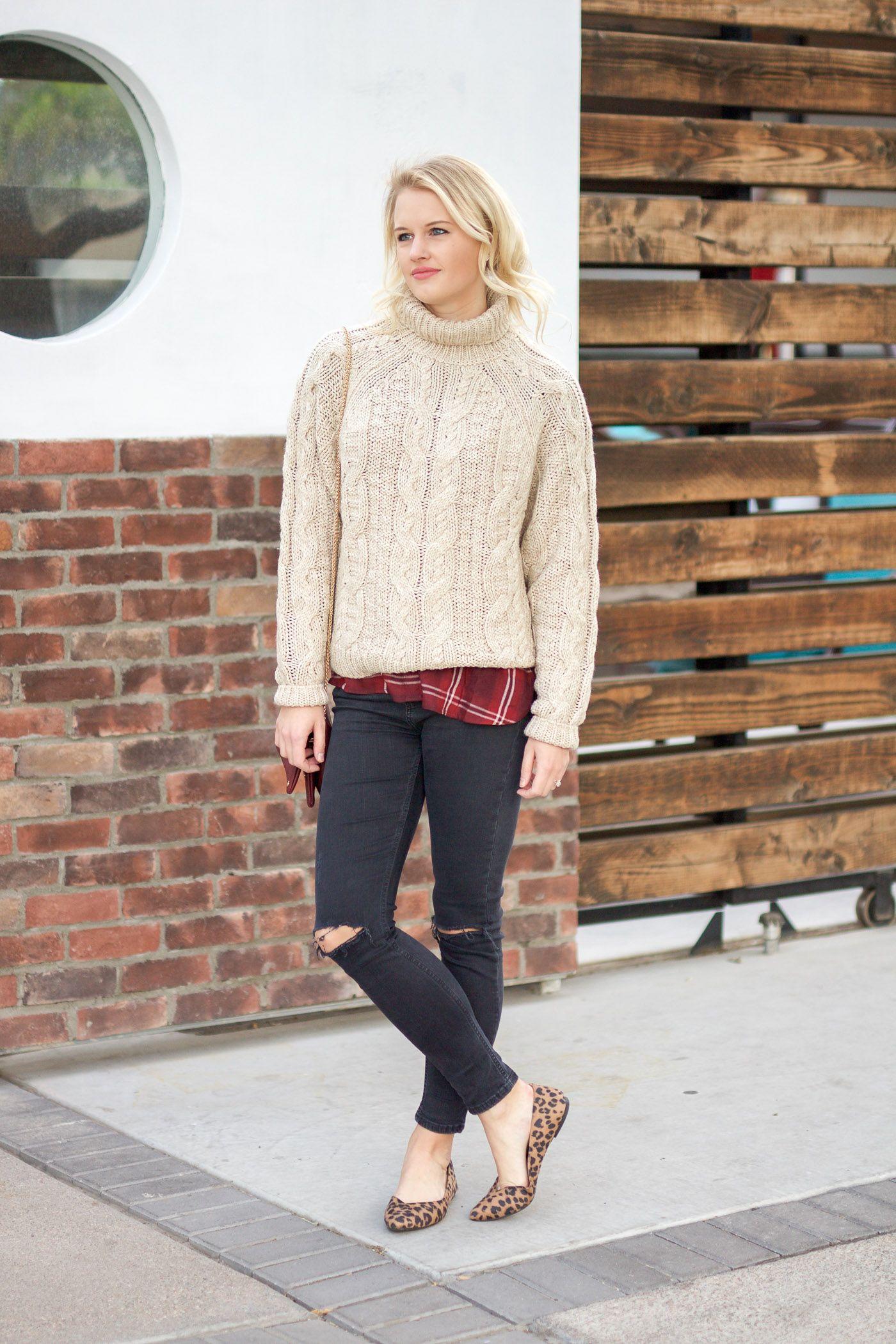 Oversized Sweaters   Treats & Trends